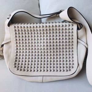 Coach Rivet Studded Dakota Crossbody